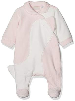 Chicco Baby Girls' 9021461 Footies,(Manufacturer Size: 044)