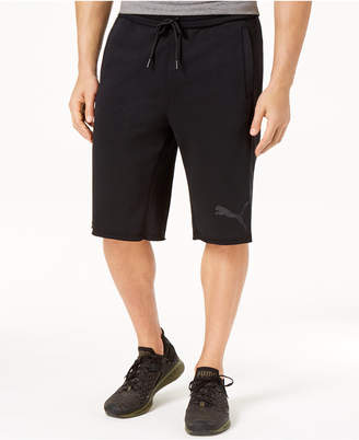 "Puma Men's French Terry 12"" Bermuda Shorts"