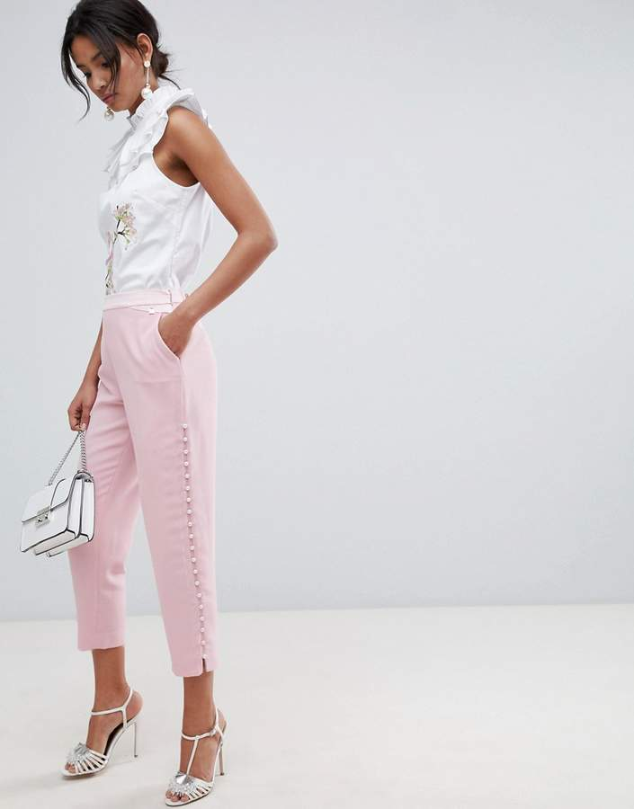 Ted Baker Carlaa Pearl Luxe Pants