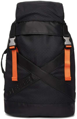 Diesel Black XX Backpack