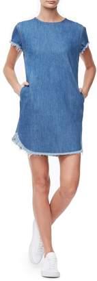 Good American The T-Shirt Dress - Blue230