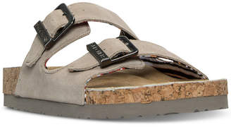 Skechers Women's Relaxed Fit: Granola - Trail Mix Casual Sandals from Finish Line $49.99 thestylecure.com
