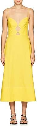 Saloni Women's Jana Cutout Stretch-Cotton Dress