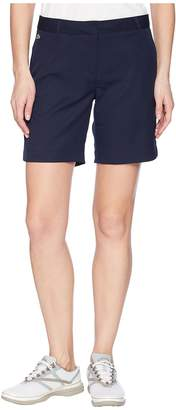 Lacoste Golf Performance Technical Gabardine Bermudas Women's Shorts