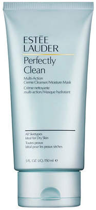 Estee Lauder Perfectly Clean Multi-Action Creme Cleanser Moisture Mask