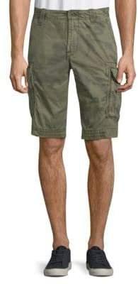 Jet Lag Classic Cotton Cargo Shorts