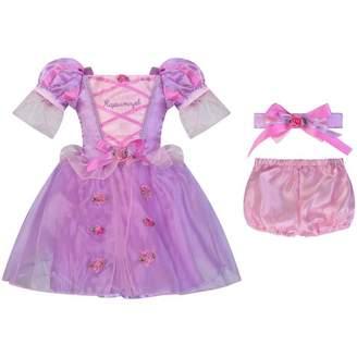 Disney BabyGirls Princess Rapunzel Costume Dress