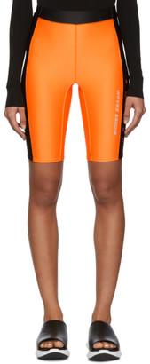 Ambush Orange Waves Surf Shorts