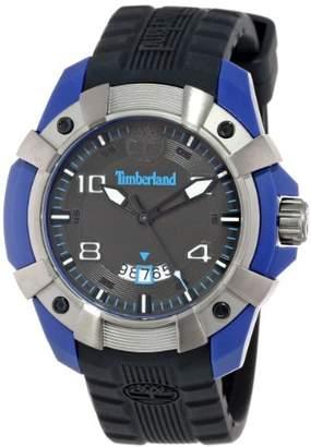 Timberland Men's 13326JPBLU_61 Analog 3 Hands Date Watch