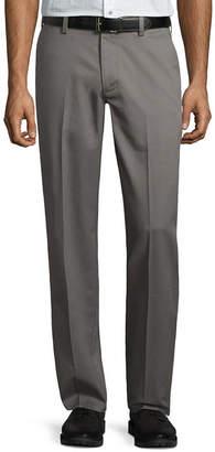 ST. JOHN'S BAY Stretch Iron Free Expandable Waist Flat Front Pant