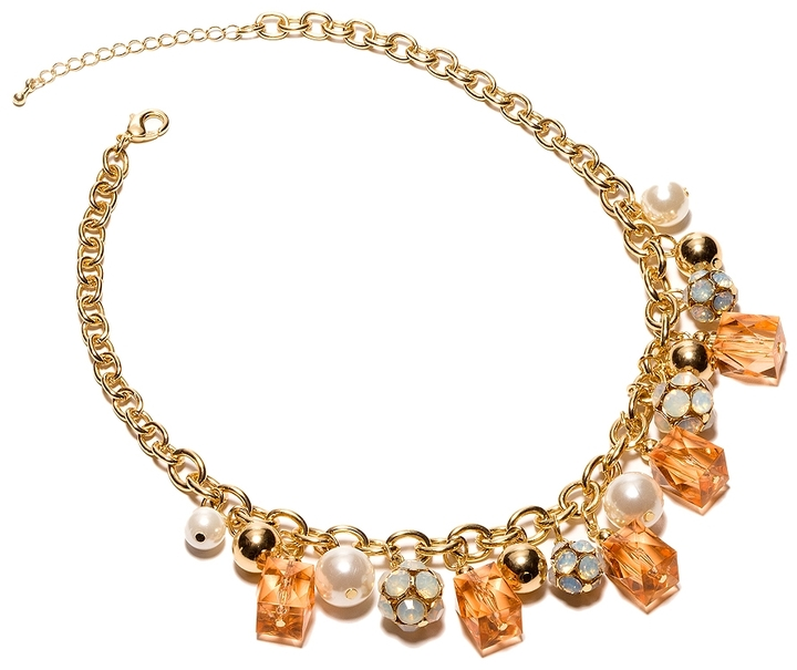 The Limited Moonstone Bobble Necklace