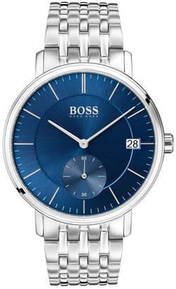 HUGO BOSS Corporal Watch Silver