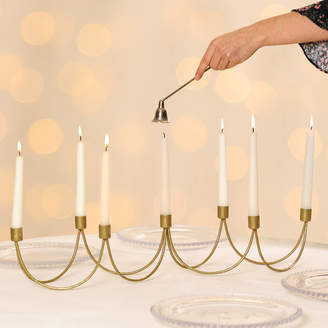 Dibor Sprinkle Some Magic Christmas Candle Holder Centerpiece