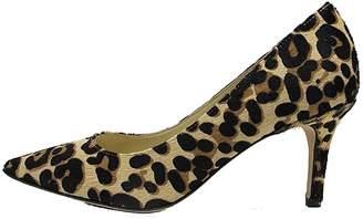 Butter Shoes Champagne Leopard Pump