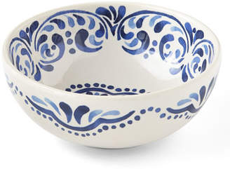 Juliska Iberian Journey Indigo Cereal/Ice Cream Bowl