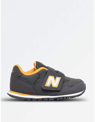 New Balance 373 suede trainers 2-5 years