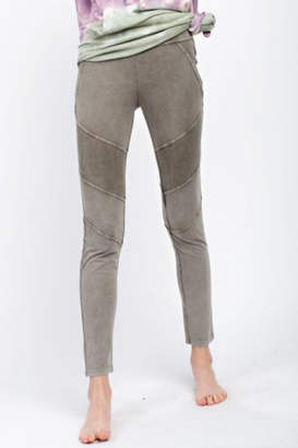 Easel Casual Washed Leggings
