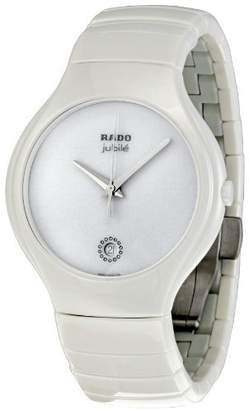 Rado Men's R27695722 True Jubile Ceramic Bracelet Watch