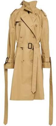 Vetements Cotton-gabardine Trench Coat