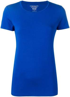 Majestic Filatures round neck fitted T-shirt