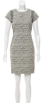 Diane von Furstenberg Pele Jacquard Dress