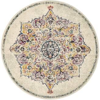 Zella Rug Culture Modern Round Rug, 150x150 cm