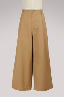 Sofie D'hoore Provence cotton pants