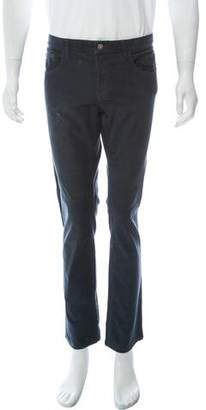 Gucci Corduroy Five-Pocket Skinny Pants