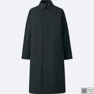 Uniqlo Men's U Blocktech Convertible Collar Coat
