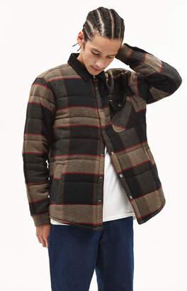 Brixton Cass Plaid Work Jacket