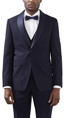 Esprit Men's 116EO2G002 Suit Jacket, Black
