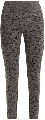 PEPPER & MAYNE High-rise compression performance leggings