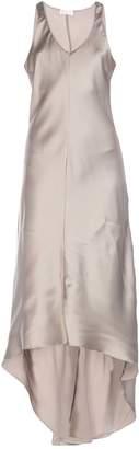 Brunello Cucinelli 3/4 length dresses - Item 34886666MT