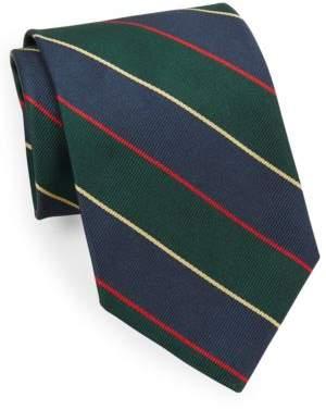 Brooks Brothers Classic Wide Stripe Tie