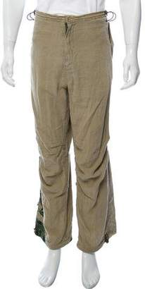 MHI Relaxed Embroidered Pants