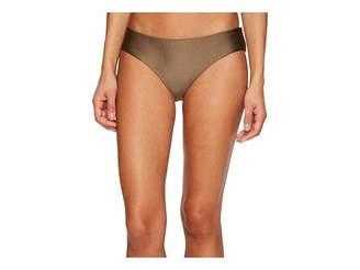 Becca by Rebecca Virtue Reversible Shimmer American Fit Pant Bottoms Women's Swimwear