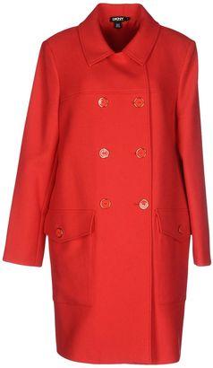 DKNY Coats $613 thestylecure.com