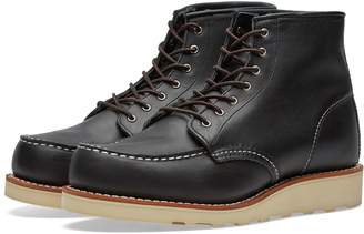 "Red Wing Shoes Women's 3373 Heritage 6"" Moc Toe Boot"