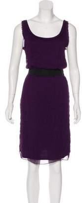 Lanvin Jersey Midi Dress
