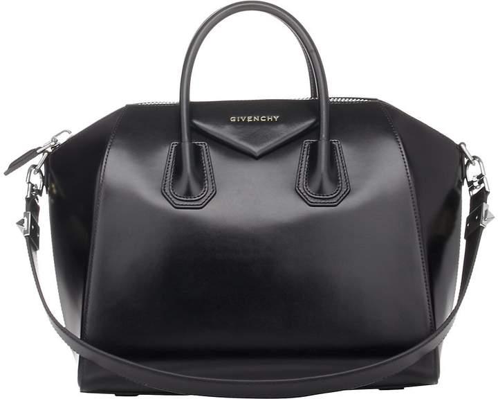 Givenchy Women's Antigona Leather Medium Duffel