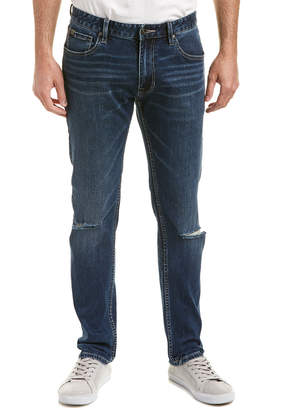 Slate Denim Dark Wash Skinny Leg
