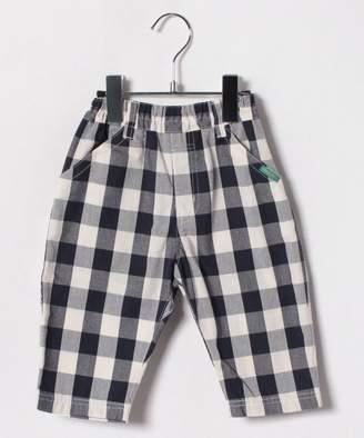 Tinkerbell 男 ブロックチェック半パンツ(90〜120cm)