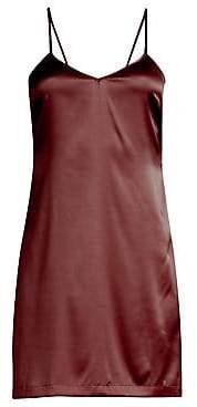 La Perla Women's Silk-Blend Chemise
