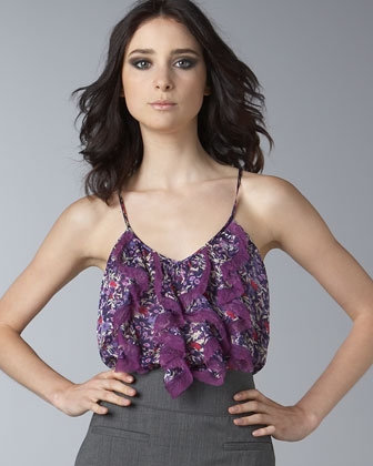 Rebecca Taylor Fly Away Camisole