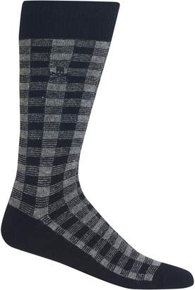 Ralph Lauren Buffalo Plaid Socks