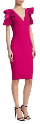 Chiara Boni Beaufort Cold Shoulder Dress