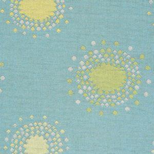 Merida Meridian Geometric Florals Dandelion Breeze Modern Modern Rug