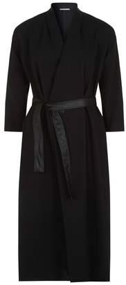 Vince Belted Wrap Dress
