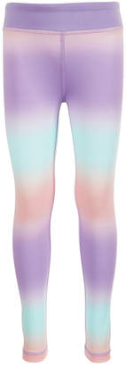 Macy's Ideology Little Girls Ombré Leggings, Created for