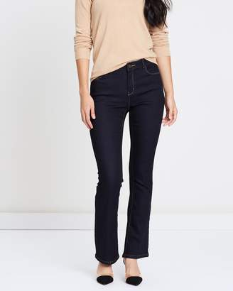 Dorothy Perkins Authentic Ashley Bootcut Jeans